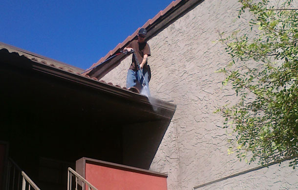 commercial-gutter-cleaning-flagstaff