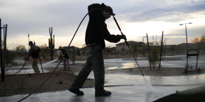 pressure-washing-flagstaff